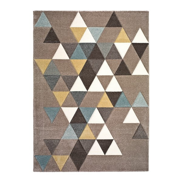 Dywan Universal Triangles, 60x120 cm