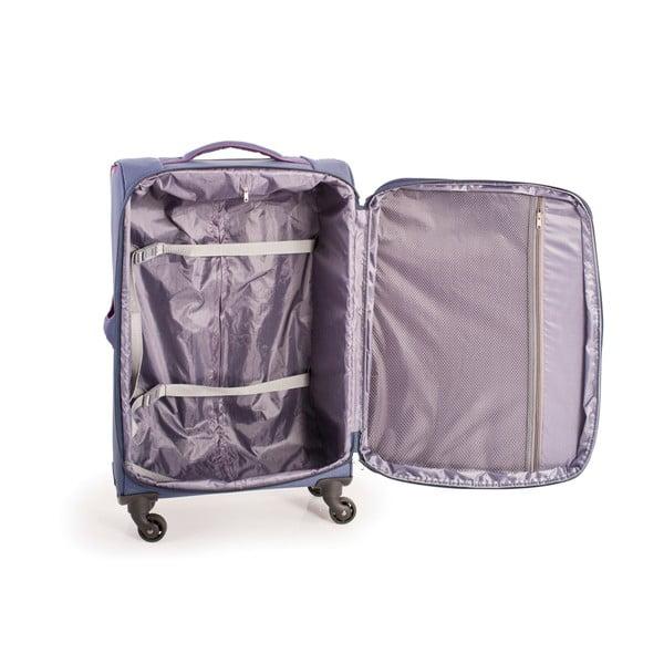 Sada 3 kufrů Jaslen, modrá