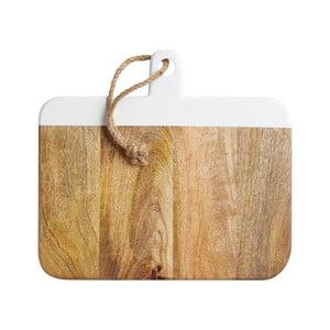 Krájecí prkénko z akátového dřeva Kitchen Craft Master Class