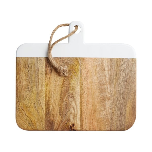 Krájecí prkénko z akátového dřeva Master Class, 38 cm