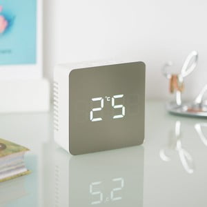 LED budík Le Studio Alarm Clock