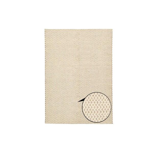 Vlněný koberec Kilim Design 34, 60x90 cm
