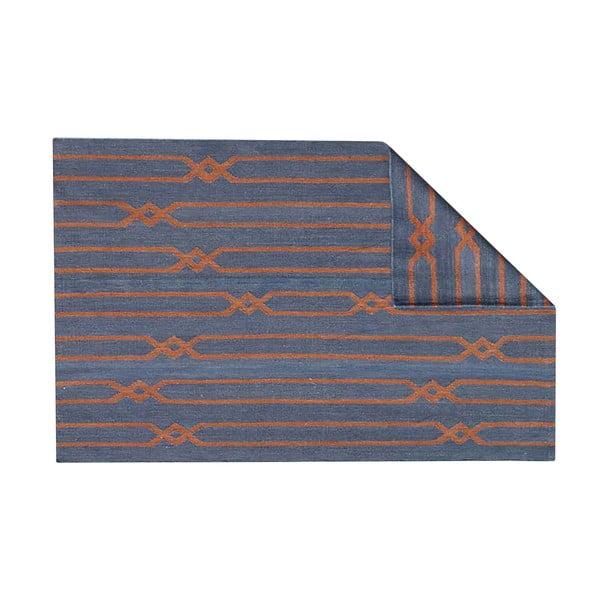 Ručně tkaný koberec Kilim 794, 140x200 cm