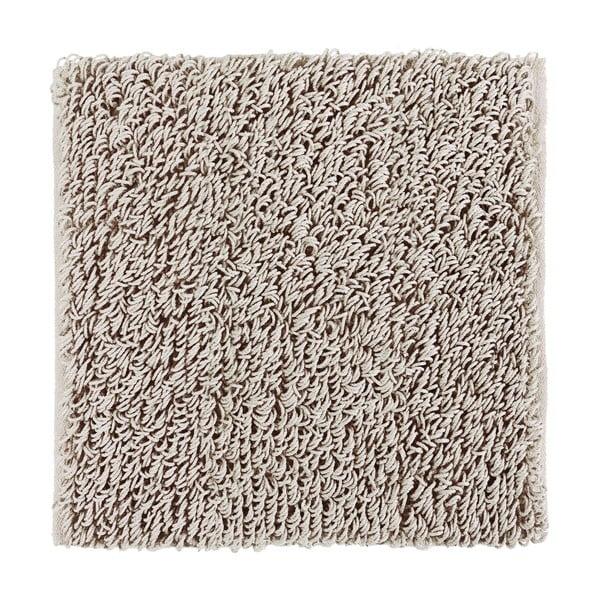Koupelnová předložka Talin 60x60 cm, béžová