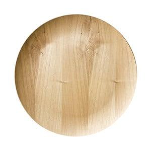 Dřevěný podnos a deska ke stolku Range, světlé dřevo