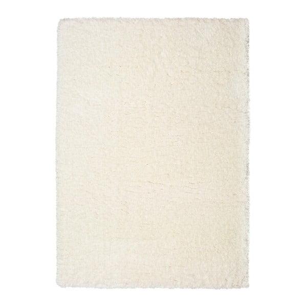 Liso krémfehér szőnyeg, 60 x 120 cm - Universal