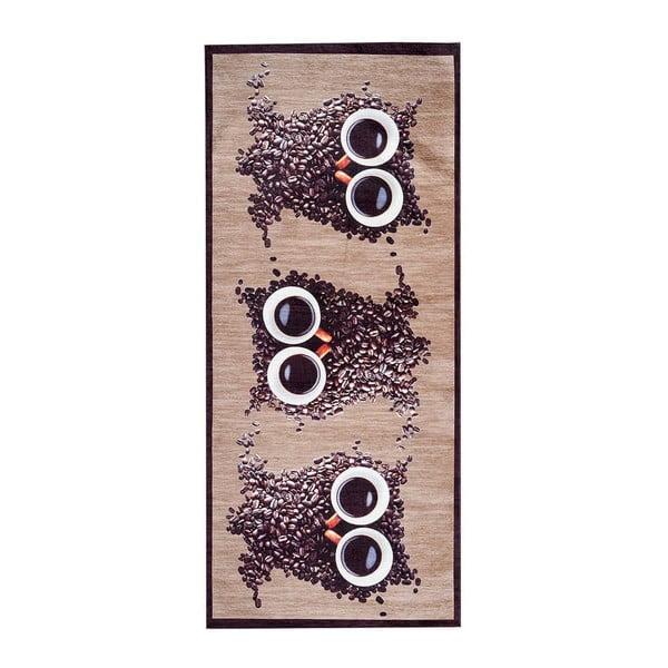 Gufocaffe futószőnyeg, 60 x 150 cm - Floorita