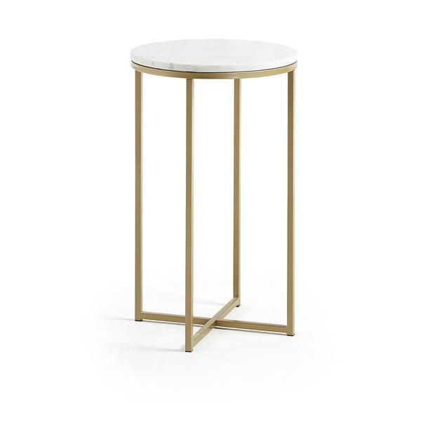 Shefield dohányzóasztal, ø 43 cm - La Forma