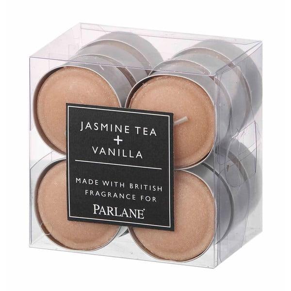 Čajové svíčky Jasmine&Vanilla 12 ks