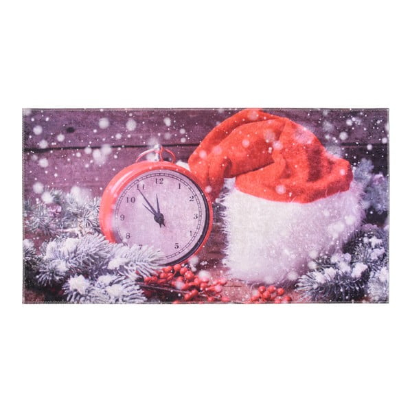 Koberec Vitaus Snow Time, 50 x 80 cm