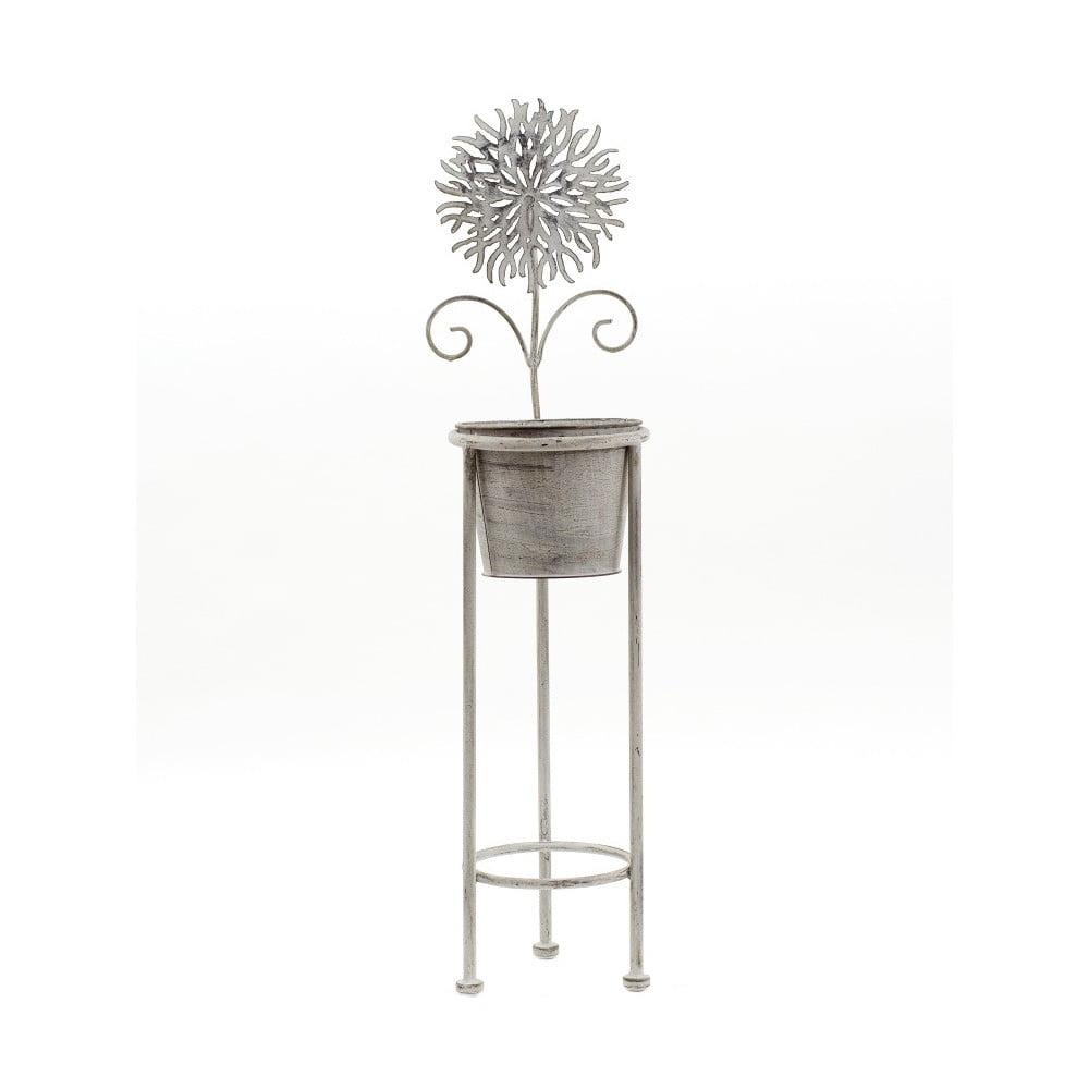 Květináč se stojanem Ego Dekor Gerbera, výška 70 cm