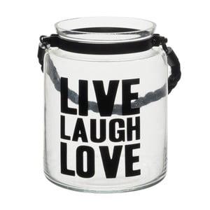 Lucerna J-Line Live Laugh Love