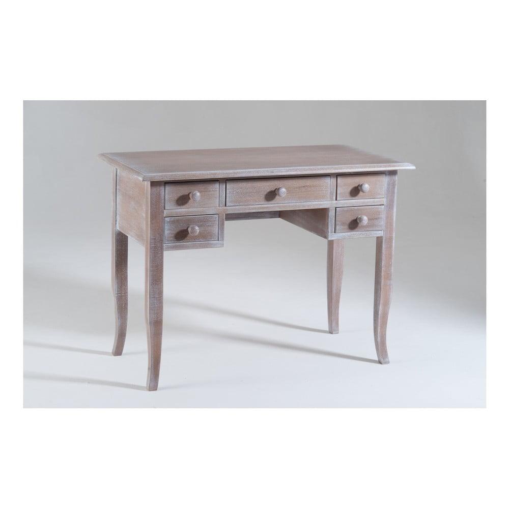 Dřevěný pracovní stůl Castagnetti Decape