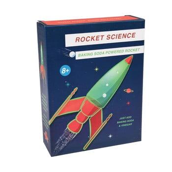 Set creativ pentru copii Rex London Make Your Own Space Rocket imagine