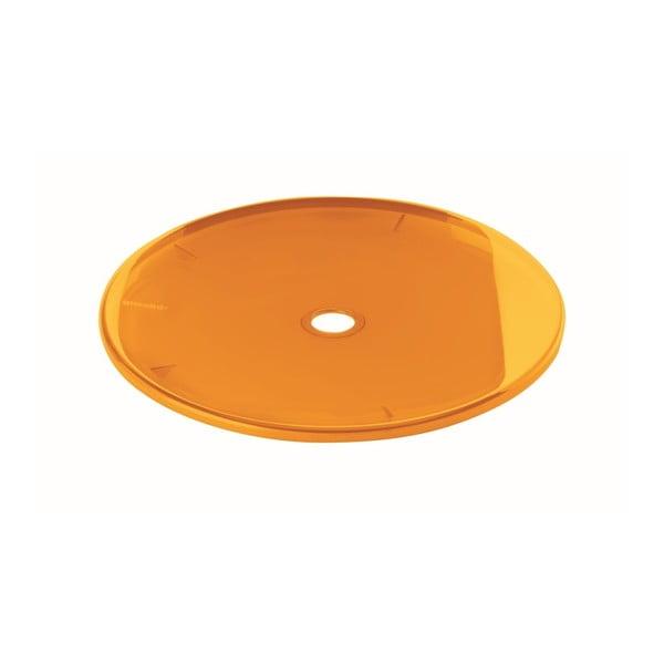 Oranžové víko na koš Fratelli Guzzini