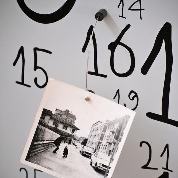 Kalendář Krok černý