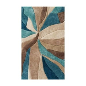 Covor Flair Rugs Splinter Teal, 120 x 170 cm