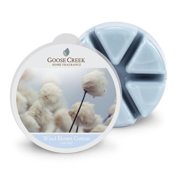Vonný vosk do aromalampy Goose Creek Vetrom vyfúkaná bavlna, 65 hodín horenia