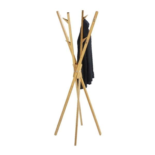 Věšák z bambusového dřeva Wenko Mikado, 170 cm