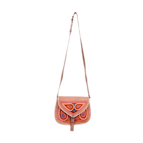 Kožená taška Bolso Rosa