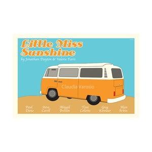 Plakát Little Miss Sunshine (Malá Miss Sunshine)