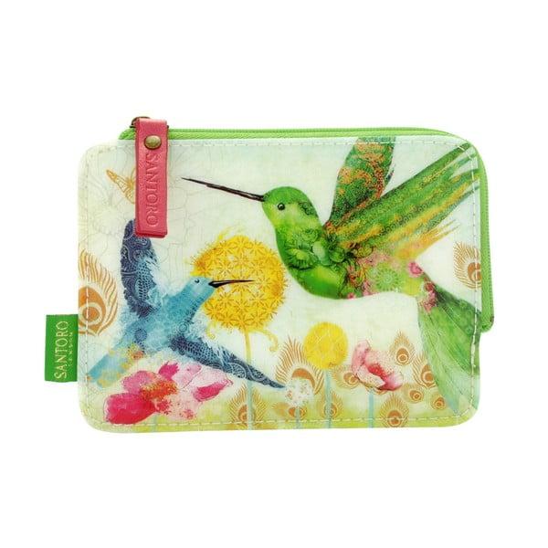 Malá peněženka Tropical Hummingbirds