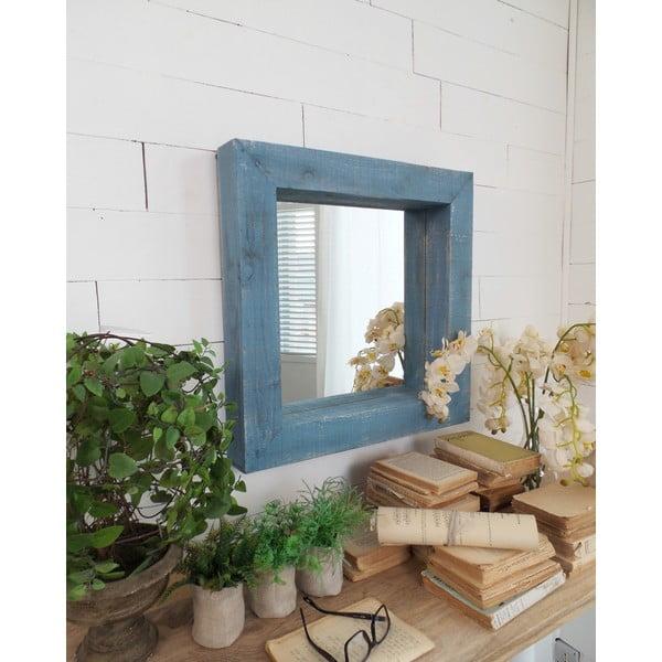 Zrcadlo Ferrara Turquoise