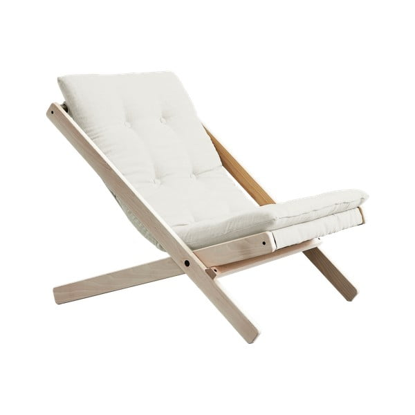 Scaun pliabil Karup Design Boogie Raw/Natural