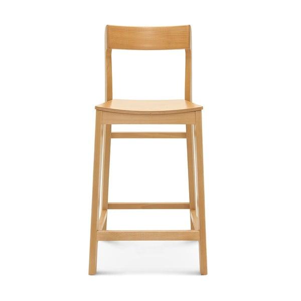 Barová dřevěná židle Fameg Rikke