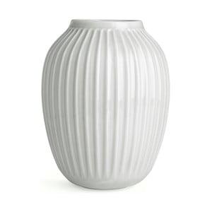 Bílá váza Kähler Design Hammershoi,extravelká