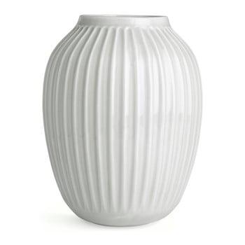 Vază din ceramică Kähler Design Hammershoi, înălțime 25 cm, alb