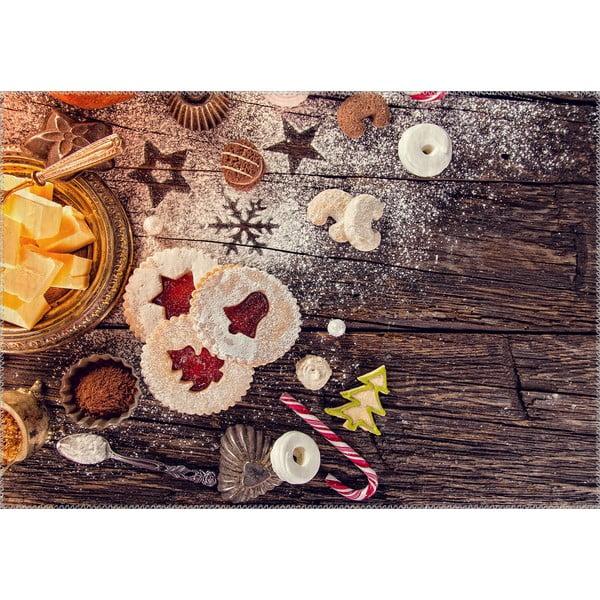 Christmas Period Cookies szőnyeg, 50 x 80 cm - Vitaus