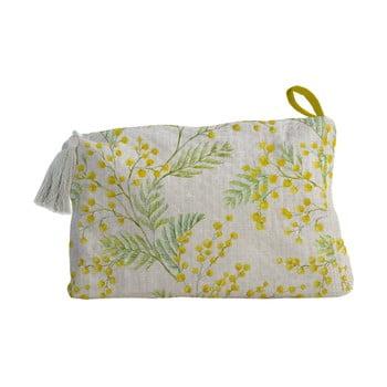 Geantă cosmetică Linen Couture Mimosa, lățime 50 cm imagine