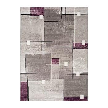 Covor Universal Detroit, 80x150cm, gri-mov de la Universal