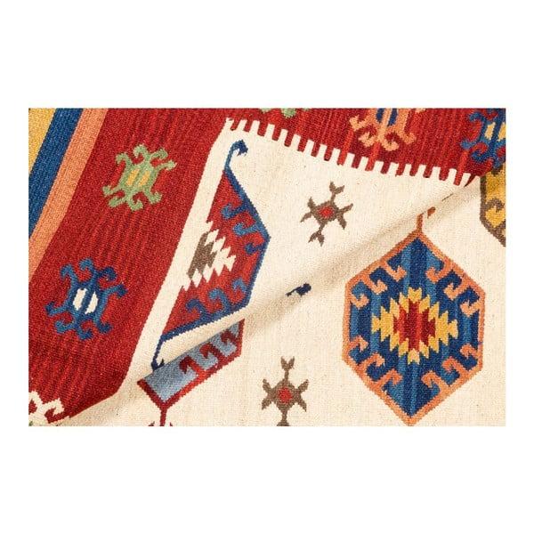 Ručně tkaný koberec Kilim Dalush 110, 120x70 cm