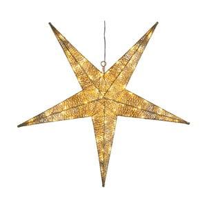 Decorațiune cu LED Best Season Silhouette Star, 75 cm
