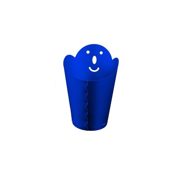 Odpadkový koš Alchimillo, modrý