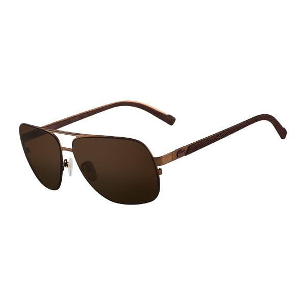Pánské sluneční brýle Lacoste L141 Brown