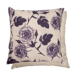 Povlak na polštář Clayre & Eef Purple Rose