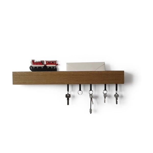 Držák na klíče Rail Chiaro, 70 cm