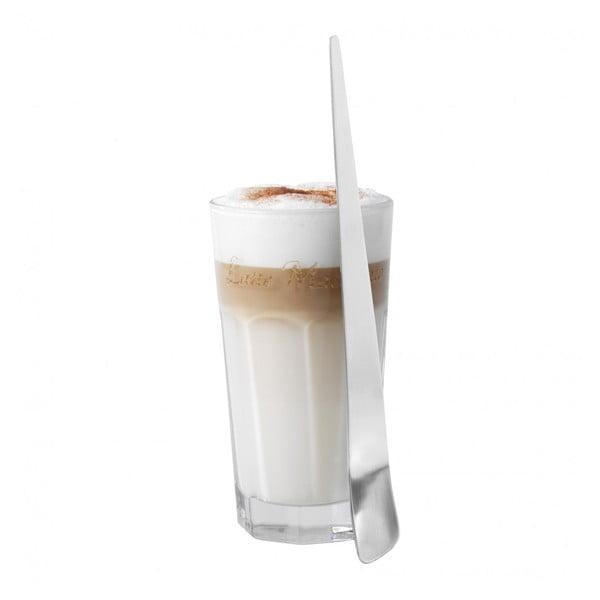 Sada 6 lžic Bredemeijer Latte Macchiato