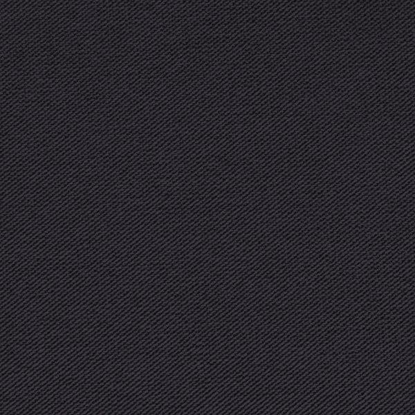 Tmavě šedá trojmístná pohovka Vivonita Sondero, přírodní nohy