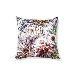 Polštář Velvet Flowers, 40x40 cm