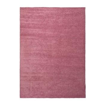 Covor Universal Shanghai Liso, 140 x 200 cm, roz imagine