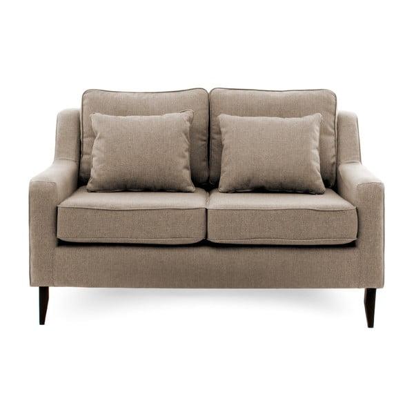 Canapea cu 2 locuri Vivonita Bond, bej