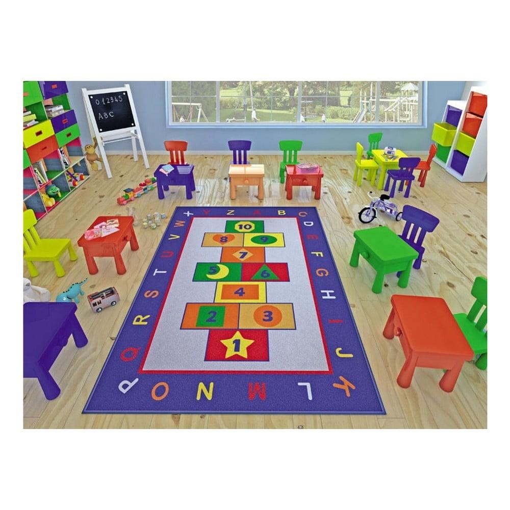 Dětský koberec Game, 100 x 150 cm