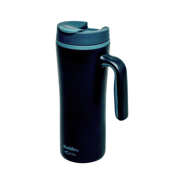 Petrolejově zelený termohnek s uchem Aladdin Flip-Seal™,350ml