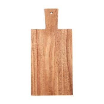 Tocător din lemn de salcâm Premier Housewares, 37 x 18 cm de la Premier Housewares