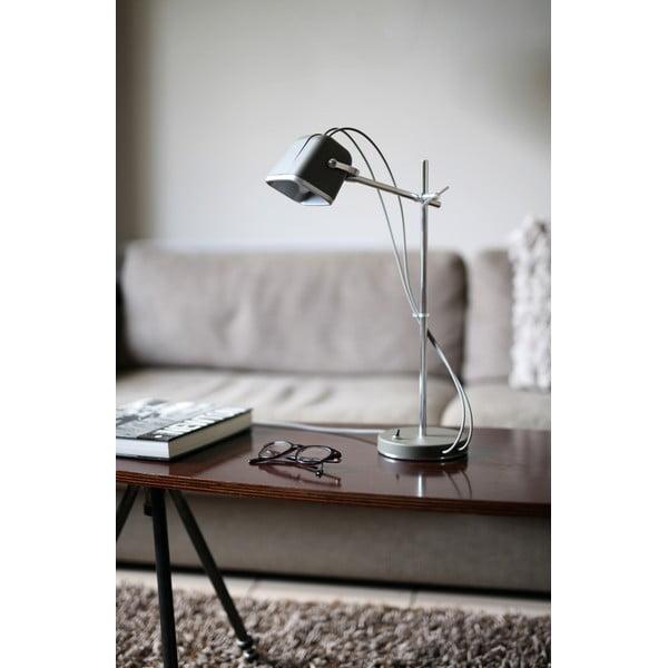Stolní lampa SwabDesign Mob, fialová