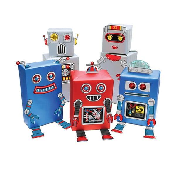 Balicí papír Robot